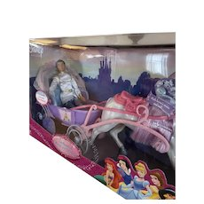 Disney Princess Enchanted Horse and Carriage NRFB