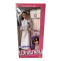 HTF Nurse Whitney NRFB