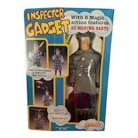 Inspector Gadget Action Doll -NRFB