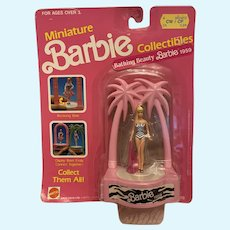 Miniature Barbie Collectibles Bathing Beauty 1959- NRFP