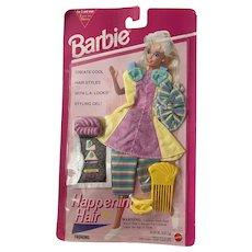 Barbie Hair Happening Fashion NRFP