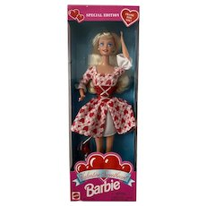 Valentine Sweetheart Barbie Special Edition- NRFB