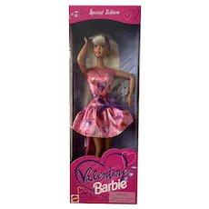 Valentine Barbie Special Edition NRFB
