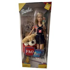 Barbie FAO Schwarz Fun Special Edition  - NRFB