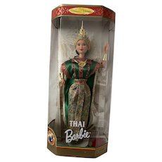 Dolls of the World Collector Edition- Thai Barbie NRFB