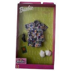 "Barbie Fashion Avenue ""Lottery Lounge"" NRFB"