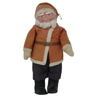 Vintage Large Santa Claus Doll c.1923