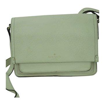 Genuine Kate Spade Cream Leather Shoulder Bag