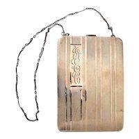 Elgin American Sterling Evening Dance Bag, Purse, Handbag