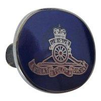 British Royal Artillery Tie Clip by BRIAR