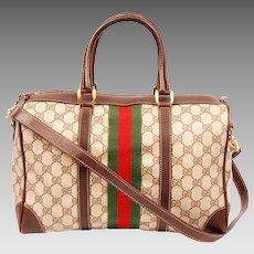 Gucci Boston Vintage Speedy 6136
