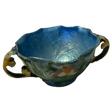 Antique Chinese Enamel Wine Cup, early 1900s