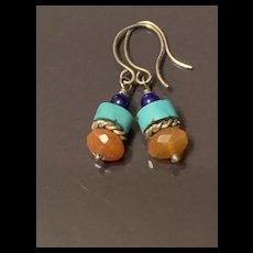 Gorgeous Tribal Drop Earrings