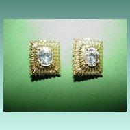 Vintage Berebi Earrings