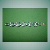 Pale Blue Juliana Summer Bracelet