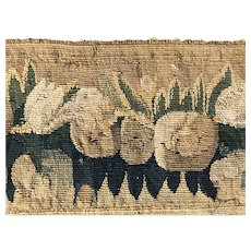 17th century Tapestry Border