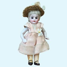 Sweet Little All Bisque Mignonette