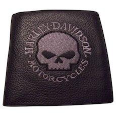 Harley Davidson Motorcycles Wallet
