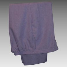 Lilac Alfred Dunner womens size 16p Slacks