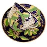 Coalport Anstice, Horton & Rose teacup patt. 1018, ca 1810