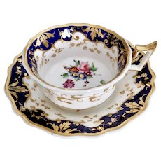 Ridgway teacup, pattern 2/1063, 1820-1825 (3)