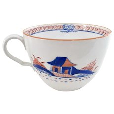"Orphaned Spode teacup, ""Chinese Dolls House"" patt. 488, ca 1805"