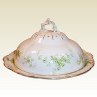 Alfred Meakin Windermere Round Covered Butter or Cheese Dish