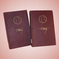 O. Henry :  Roads of Destiny: Volumes  I & II