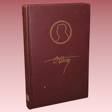O. Henry: The Voice Of The City Further Stories of the Four Million ©1925