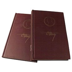 O. Henry : The Trimmed Lamp and Other Stories of the Four Million : Volumes  I & II
