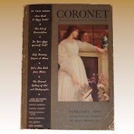 February 1939 Coronet Magazine