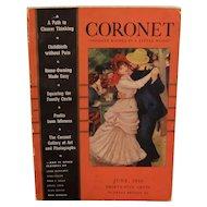 June 1939 Coronet Magazine
