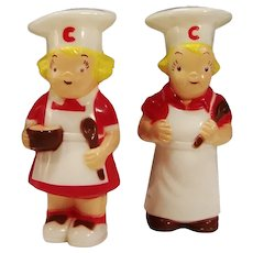 Campbell Soup Kids Salt & Pepper Shakers