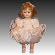 "Vintage A&H Doll Corp 8"" GIGI Walker Doll"