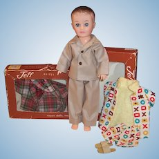 Vogue Jeff Boy Teen Doll