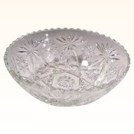 "EAPC ""Star of David"" Serving Bowl"