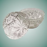 "Set of 3: EAPC Star of David 5 1/4"" Salad Bowls"