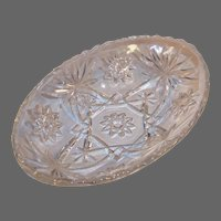 """Early American Prescut 9"""" Oval Bowls (2 Avail)"""