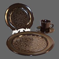 4 Piece: Franciscan Madeira Place Setting