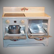 1950's Little Chef Toy Stove