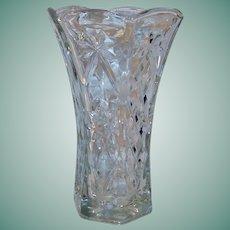 Early American Prescut (EAPC) Flower Vase