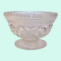 Wexford Footed Serving Bowl or Compote