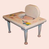 1950's Vogue Ginnette Strombecker Tender (Seat, Chair, or Walker)