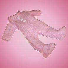 Vogue Ginny Pink Sleeper