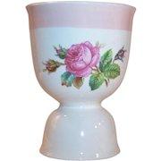 Homer Laughlin Swing Moss Rose Egg Cup