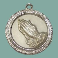 Made in Germany Praying Hands Charm