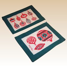 Tammis Keefe Christmas Holiday Cocktail Napkins