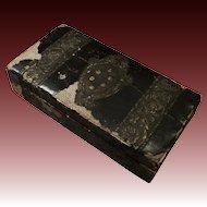 Decorative Embossed Leathered  Box
