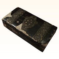 Decorative Embossed Leathered  Box