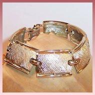 Vintage Coro Large Link Bracelet